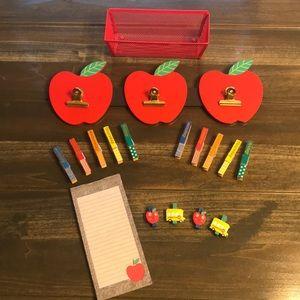 Back to School Board Supplies